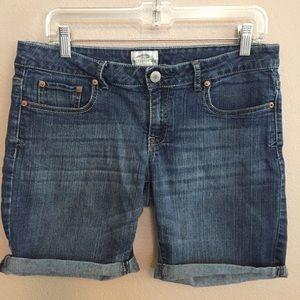 Pants - Aeropostale denim shorts 11/12